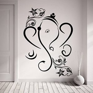 Creative Ganesha Wall Sticker